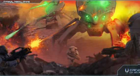 "Seits: Heavy assault drone ""Arnsyly"""